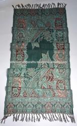 winter wear boiled wool shawl