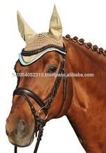 HORSE FLY VEIL,arabic veils,bridal veil,bridal veil and crown,muslim bridal veil,bridal head crowns,designer bridal crown,gold b
