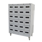 Multi Drawer, Steel Cabinet, Steel Locker -Filing Cabinet- FC-31