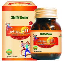 perda de peso suplemento aksuvit vitamina cápsula