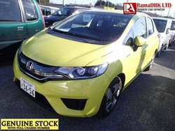 YEAR2014 HONDA FIT L PACKAGE USED CAR FOR SALE [RHD][JAPAN][STOCK#37584]