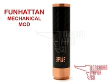 2015 top selling Funhattan mechanical mod mechanical e cigarette