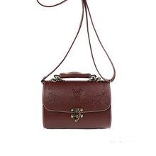 yyw.com pu brass leather bag