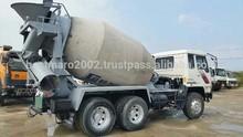 Hyundai Concrete Mixer Truck