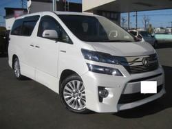 Toyota VELLFIRE hybrid ZR 2012 Used Car