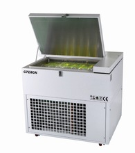 - 40 Plate Quick Freezer For Blood Bags Or Metal
