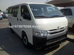 New Toyota Hiace DLX KDH202 15 SEATER - 2014