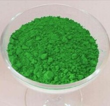 high quality of Cobalt Titanate Green for ceramic, enamel,glass, plastic,ink ,paint and other industries