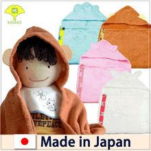 Baño del bebé con capucha toallas / japonés alta calidad productos para bebé / trading oriental SKBI104-202