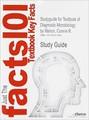 كتاب علم الأحياء المجهرية studyguide عن التشخيص بواسطة ماهون، كوني r.، 9780323089890 isbn