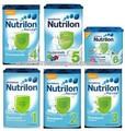 Nutrilon lait en poudre pour bébés standaard 1,2,3,4,5