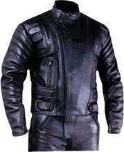 Motorcycke Leather Jacket in Pakistan Sialkot Manufacturer