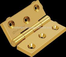 Brass furniture hinge MINI SABIT