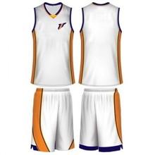 Basketball wearing customized