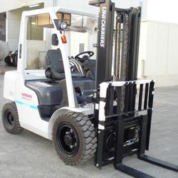 Unicarriers NISSAN Forklift DIESEL 3 ton 5 ton / Model YG1F2A30U