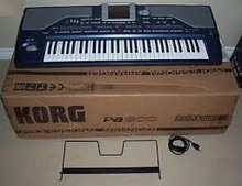 Hot Christmas sales For Korg keyboard PA3X with 61 or 76 keys with all accessories