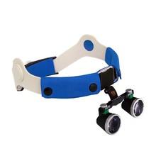 3.0x Binocular Galileo Head Band Loupe Magnifier Lens FD-502G-2010