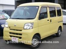 Good looking and japanese used van sales at reasonable prices