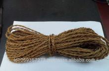 Curled Coconut fibre / coir rope