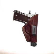 100% Genuine leather gun holster COLT1911 Government