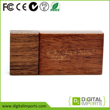 Wooden case USB Key