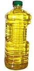 Refined sunflower oil in plastic bottles and bulk