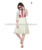 Latest Designer Kurtis 2015-16 Modern Indian Kurti Dresses