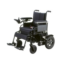 "Cirrus Plus Folding Power Wheelchair, 22"" Seat"