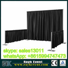 wedding pipe and drape booths,used pipe and drape for sale with high quality