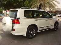 2015 -TOYOTA LAND CRUISER 200 V8 4.5L TURBO DIESEL 8 SEAT AUTOMATIC TRANSMISSION ULTIMATE EDITION - DUAL SPARE