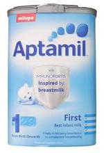 Aptamil bebé la leche, nutrilon bebé la leche fórmula, hipp baby leche de fórmula
