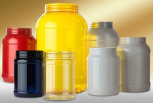 8 liter PET jar