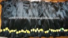 Hot sale ! Completely Human Bulk Hair in Single Drawn 100% Remy Virgin Hair