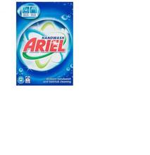 ariel detergente para el lavado de tela