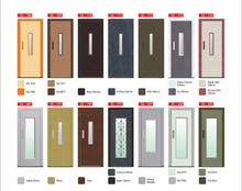Semi Auto Swing Doors- High Quality - size 700*2000 mm - 800*2000 mm - ral panint dl-102 doorlife