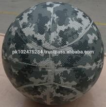 Camouflage Basketballs 2015