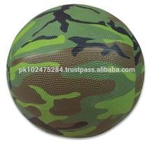 Camouflage Basketball USA New Design
