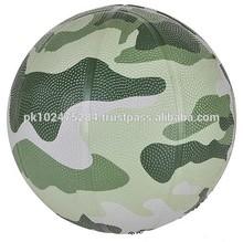 Camouflage Bulk Basketball 2015