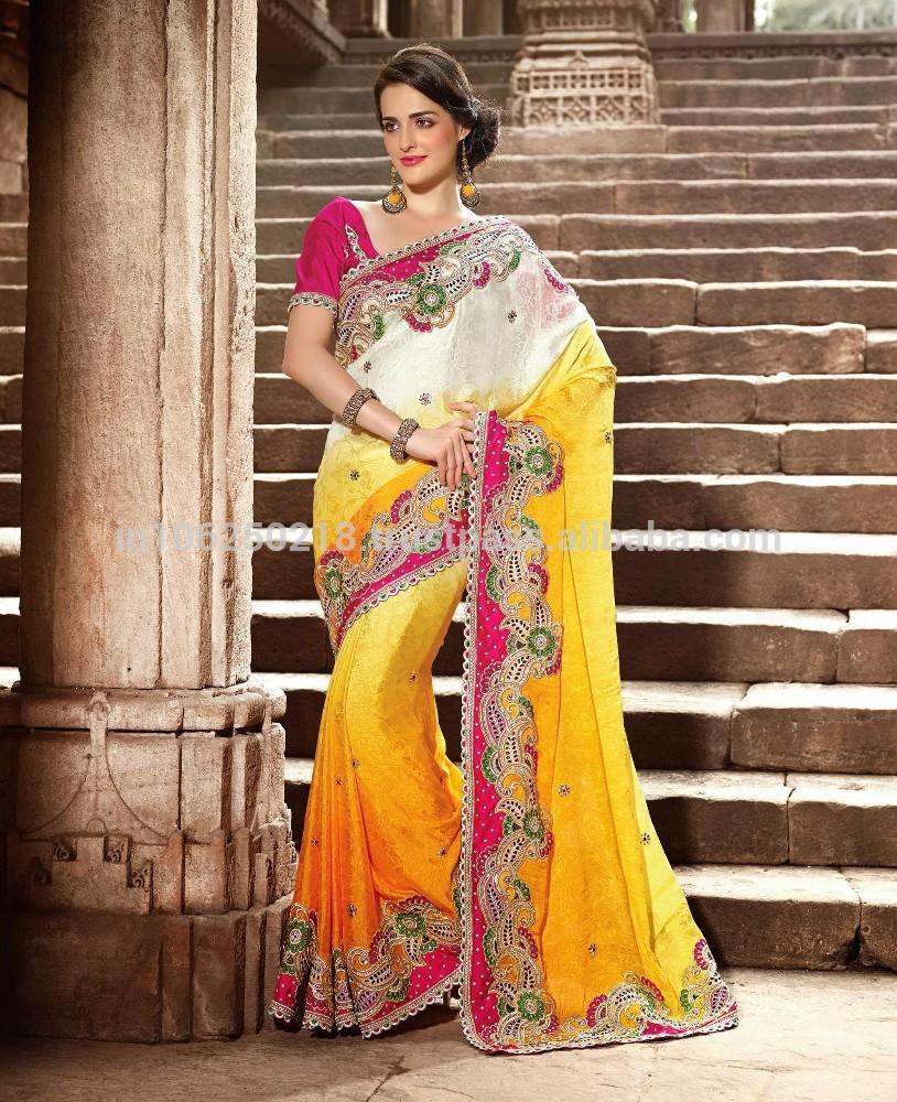 Imagen sari de boda