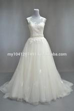 2015 Lis Bridal - Swarovski Elements Wedding Gown