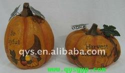 resin craft halloween pumpkins
