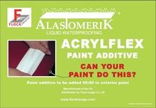 Acrylflex Elasticating Paint Additive