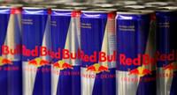 R.E.D.... Bull Energy Drink Red / Blue