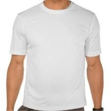 blank 100 cotton white t shirt