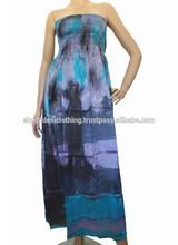 Ladies One Piece Tube Designer Dress Online Shopping
