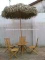 Precio barato muebles de bambú, bambú esgrima, de bambú gazebo& tiki bar cabaña