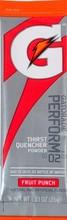 Gatorade Fruit Punch 1.34 oz Powder Packets - Instant Gatorade Packs