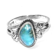 2015 fashion Wholesale alibaba fashion wedding dress silver pearl ring designs for women