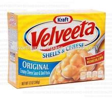 Kraft Velveeta Macaroni & Cheese 24pk 12oz