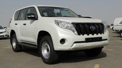 Brand New Toyota Land Cruiser Prado 4x4 TX 2.7 A/T Floor mounted